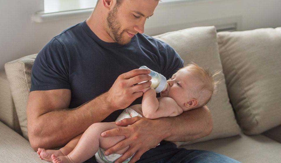 حساسیت غذایی نوزادان - میترانیتا