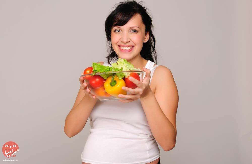 بارداری سالم - میترانیتا