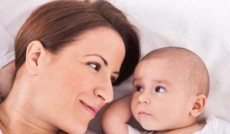 اضطراب جدایی و خواب نوزادان - میترانیتا