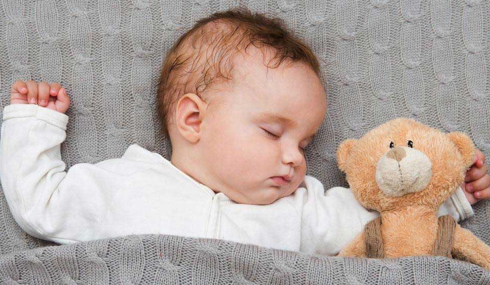 مکان مناسب برای خواب نوزاد - میترانیتا