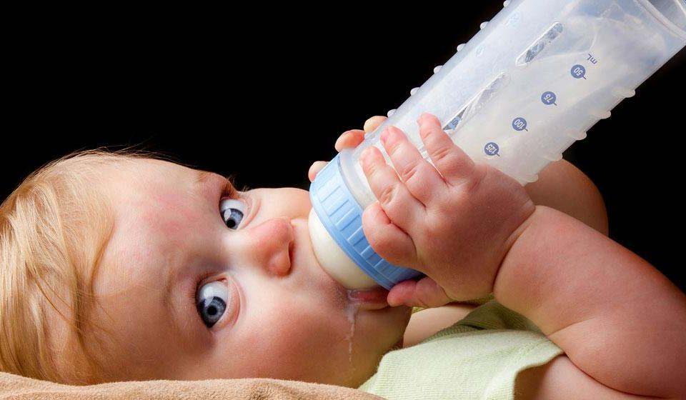 تعداد دفعات غذای نوزاد - میترانیتا