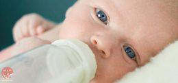 تغذیه نوزاد در ۶ ماهگی - میترانیتا