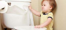 آموزش دستشویی رفتن به کودکان - میترانیتا
