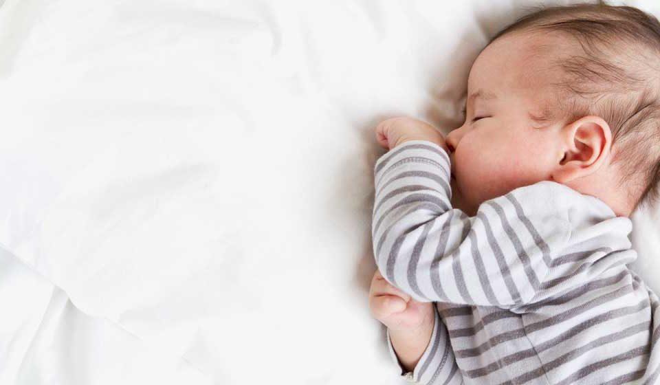 مراحل خواب نوزاد - میترانیتا