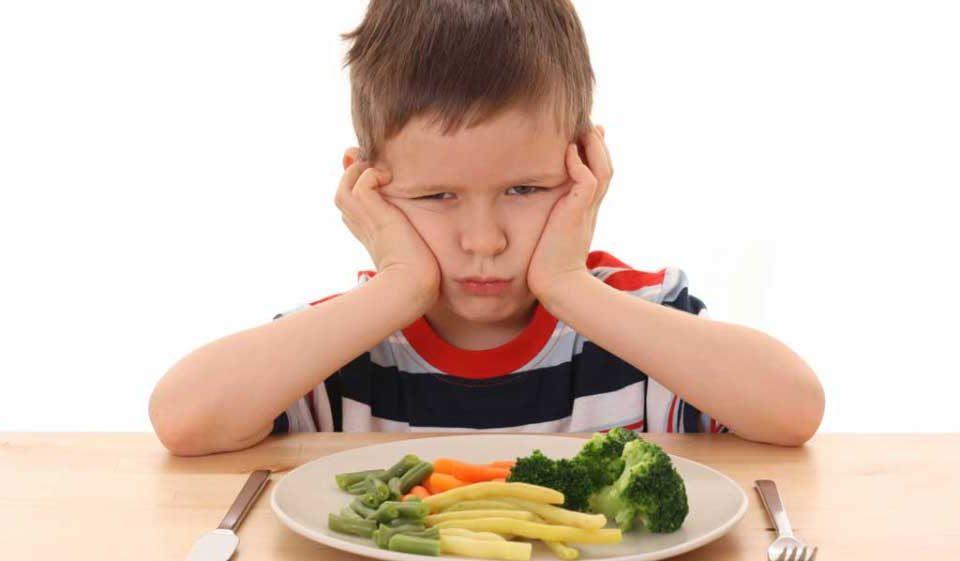 ۷ راهحل مناسب برای تغذیه کودکان بدغذا - میترانیتا