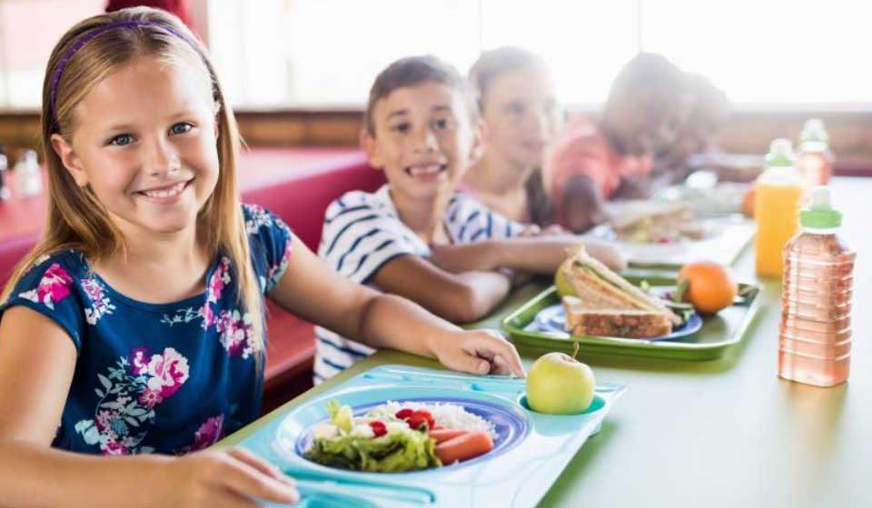 تغذیه کودک ۴ تا ۵ سال - میترانیتا