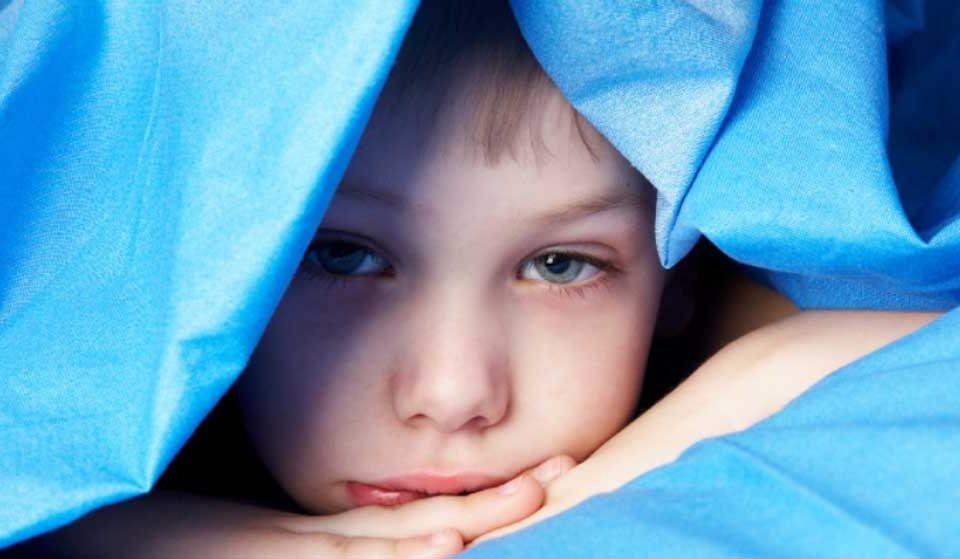 برخی از مشکلات خواب خردسالان - میترانیتا