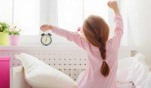 چطور خردسالان را از خواب بیدار کنیم؟ - میترانیتا