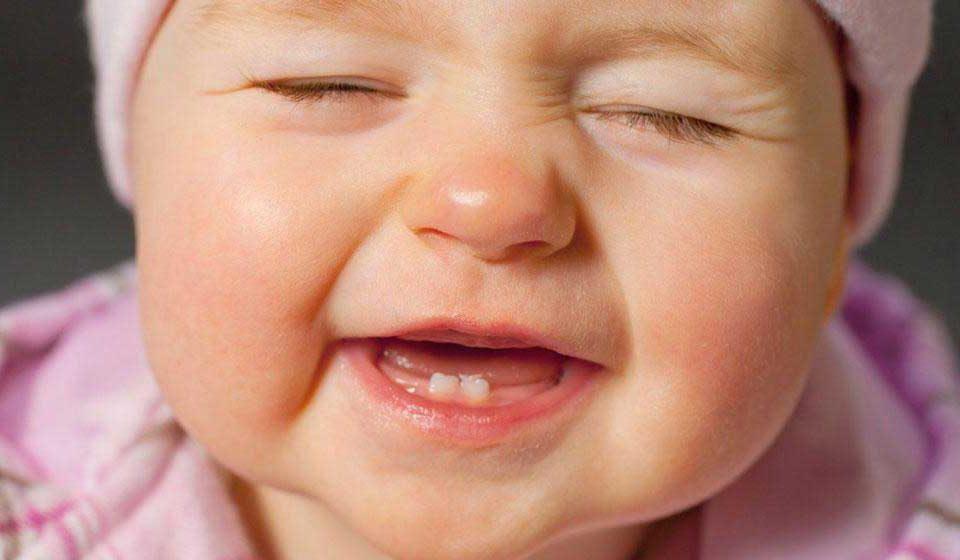 دندان درآوردن نوزاد - میترانیتا