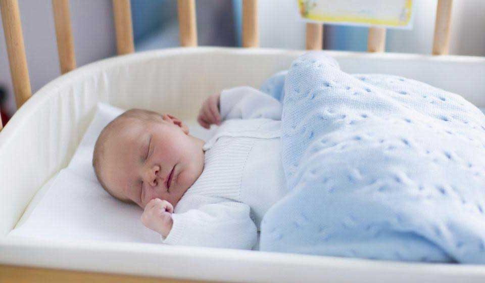کاهش عوامل خطرناک سندروم مرگ ناگهانی نوزاد - میترانیتا