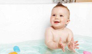 حمامکردن نوزاد - میترانیتا