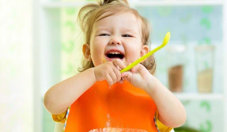 تغذیه کودک دو ساله - میترانیتا