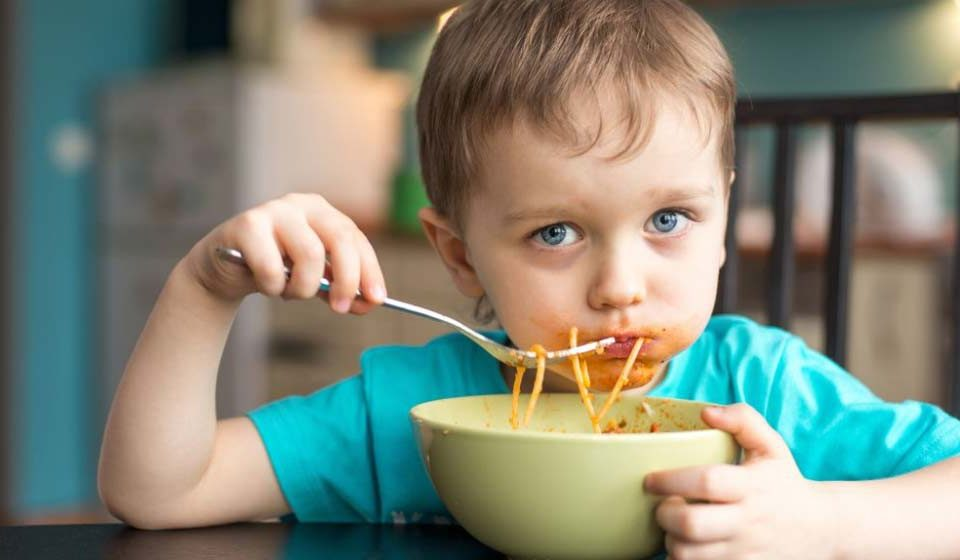 تغذیه کودک سه ساله - میترانیتا