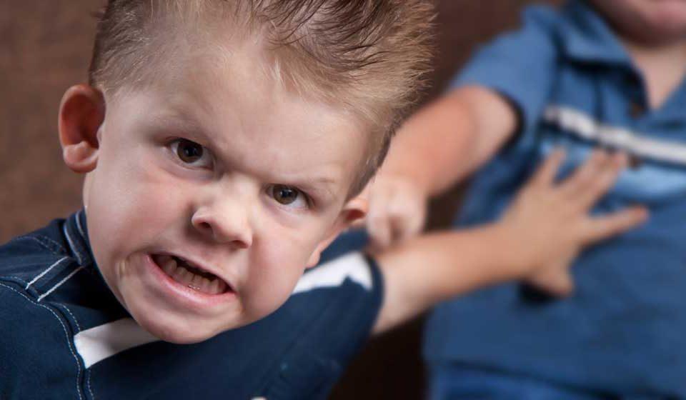 چطور از رفتار خشن کودکان جلوگیری کنیم؟ - میترانیتا