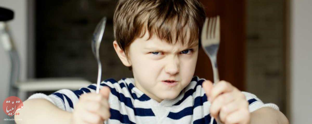 مدیریت خشم کودکان - میترانیتا