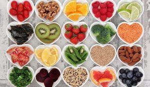 تاثیر تغذیه بر شوره سر - میترانیتا
