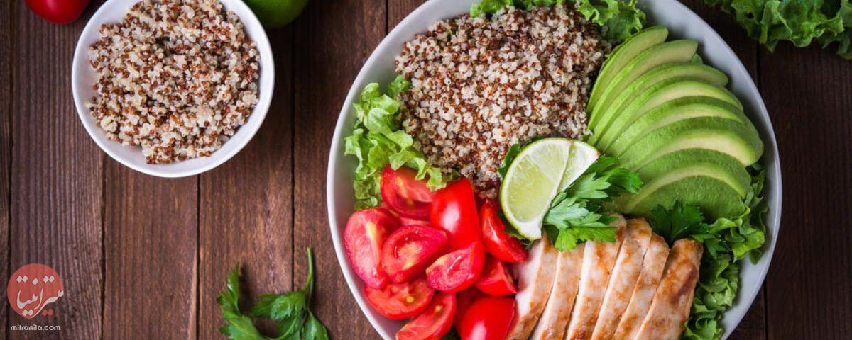 حفظ سلامت پوست با تغذیه مناسب - میترانیتا