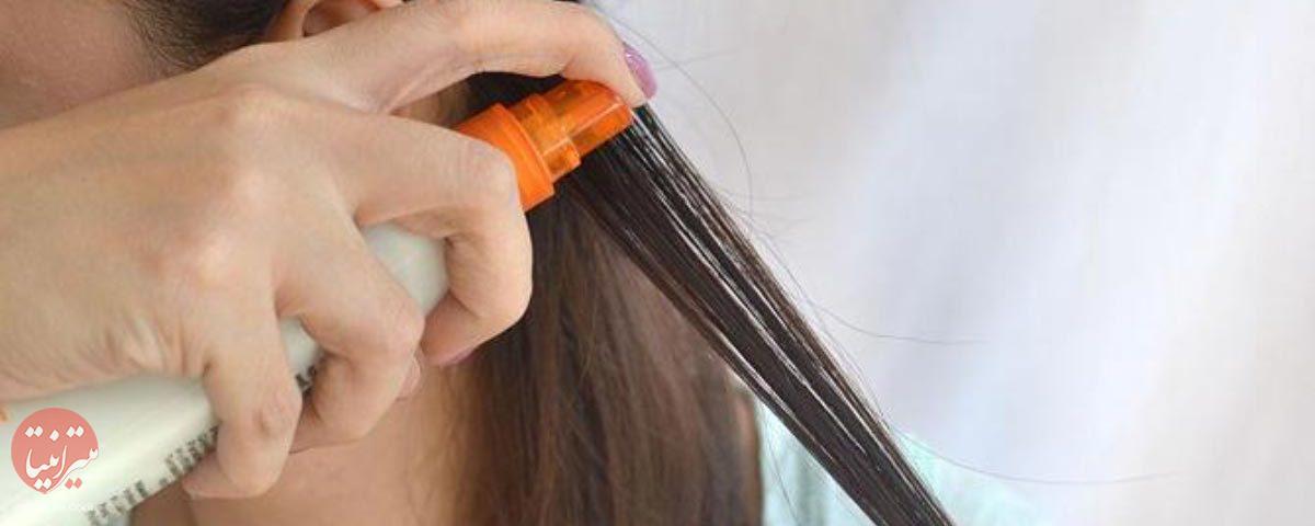 سرم موی سر و مزایای مصرف آن - میترانیتا