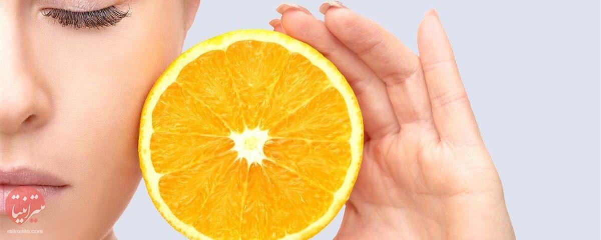 تاثیر ویتامینها و مکملهای غذایی در سلامت پوست - میترانیتا
