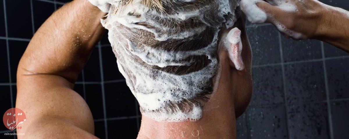 شامپو چیست و چگونه موها را تمیز میکند - میترانیتا